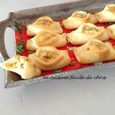 Barquettes au fromage