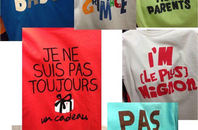 Si les bébés savaient ce qui est écrit sur leurs t-shirts ! [Samedi Mode]