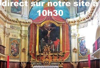 MESSE DU DIMANCHE 13 DÉCEMBRE