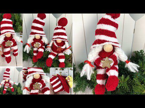des chaussettes =un gnome