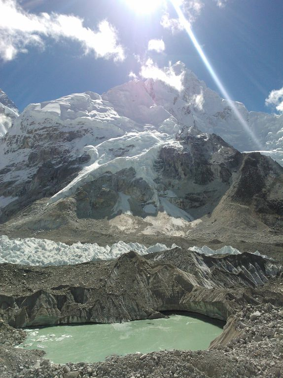 Camp de base Everest