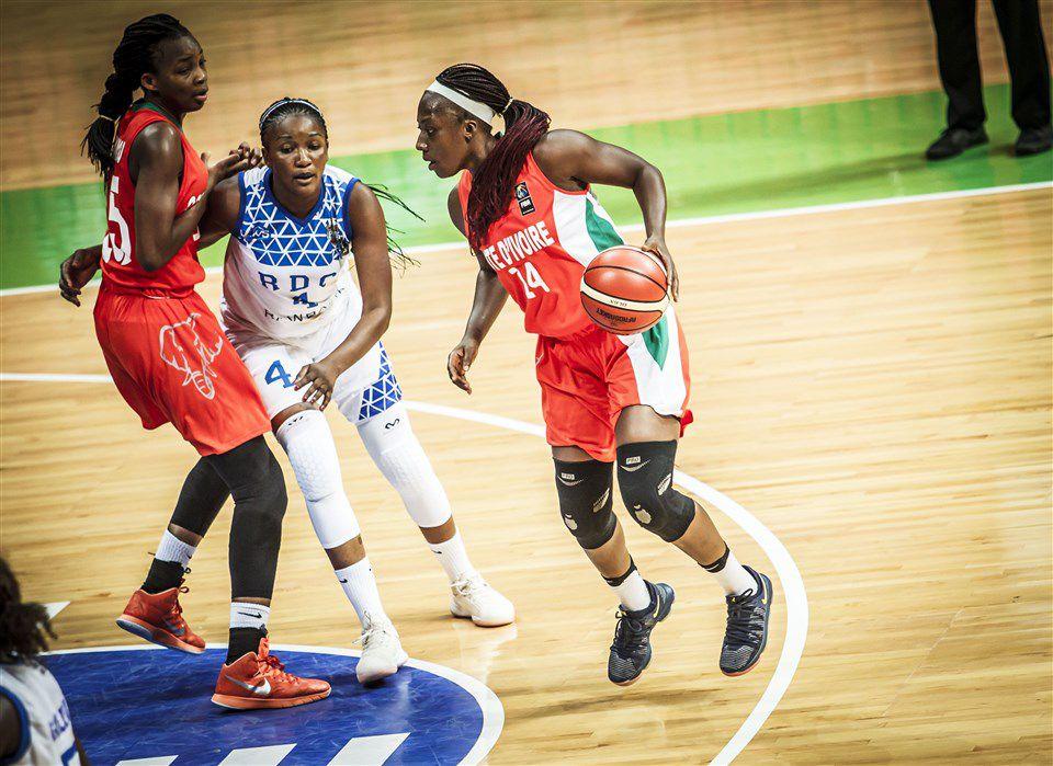 AfroBasket women 2021 : l'Ivoirienne Mariame Kouyaté rêve grand