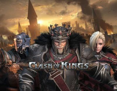 Up In Arms About clash of kings?