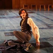 Ruy Blas de Victor Hugo   mise en scène Yves Beaunesne.