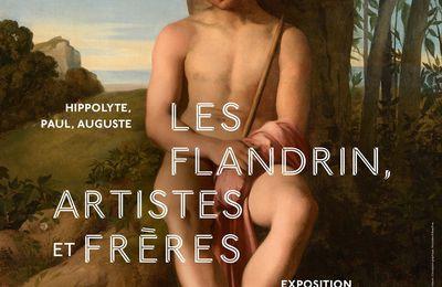 Hippolyte, Paul, Auguste : les Flandrin, artistes et frères