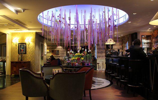Le Café Fantasia au Disneyland Hotel