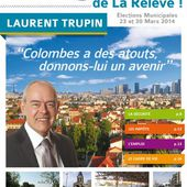 Trupin 2014 - Le programme Colombes