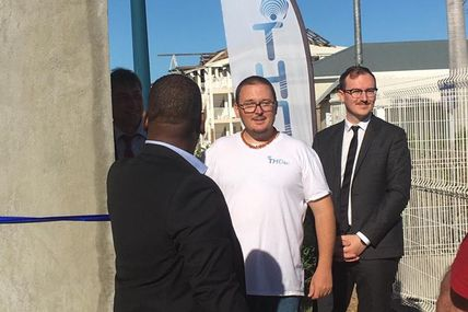 [en bref] Saint-Martin : THDTel inaugure officiellement un point de raccordement !