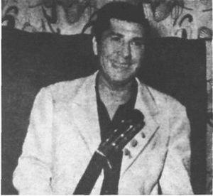 33 años sin el músico y compositor de Tango, Adolfo Berón