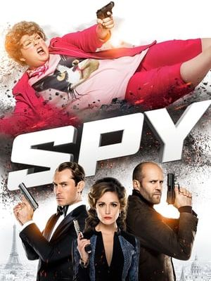 ★MEGASTREAM★ WATCH..! Spy (2015) FULL MOVIE ONLINE BLURAY❄