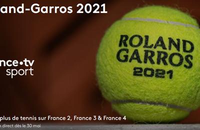 Roland-Garros 2021 : Comment suivre le tournoi sur France Télévisions