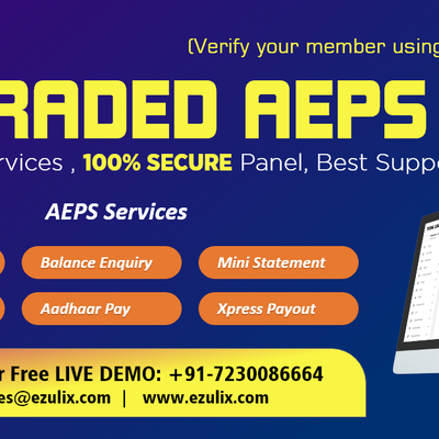 Improved AEPS Software Portal with Latest Features