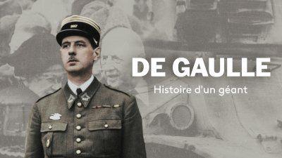 """""""Aujourd'hui, tous se revendiquent de DE GAULLE"""" -"""