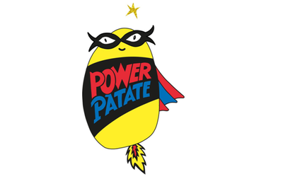 Power Patate : le livre qui donne la patate!
