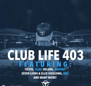 Tiësto Club Life 403