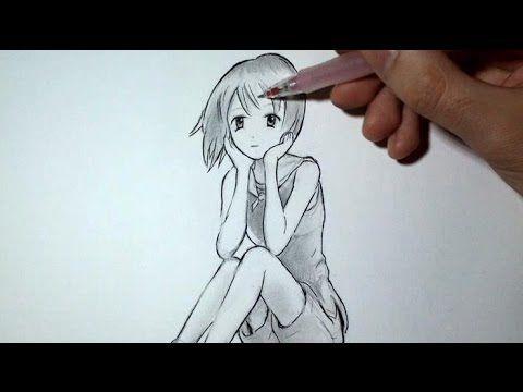 Comment dessiner un personnage Manga