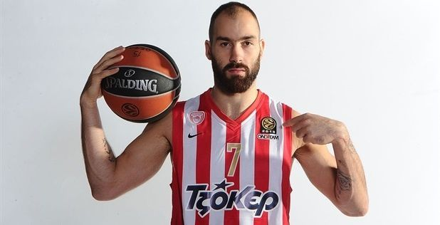 Interview: Vassilis Spanoulis, Olympiacos