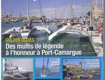 Article de presse Juillet 2014 - Voile & Tourisme n°2 - Languedoc-Roussillon
