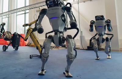 Les robots n'ont pas d'humour, Catherine Stora