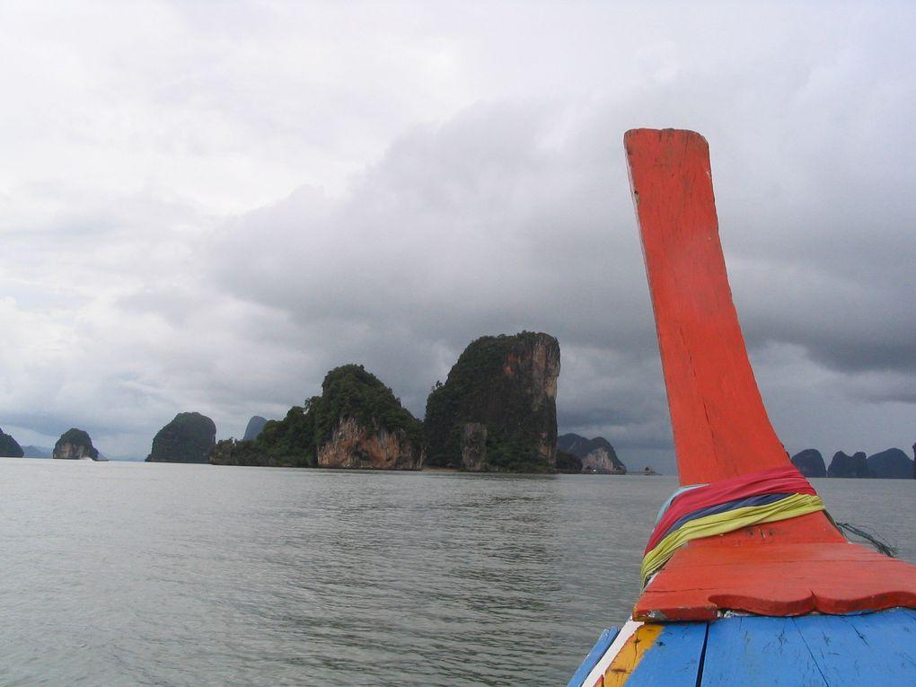 Phuket, Phang Nga et Ko Tapoo
