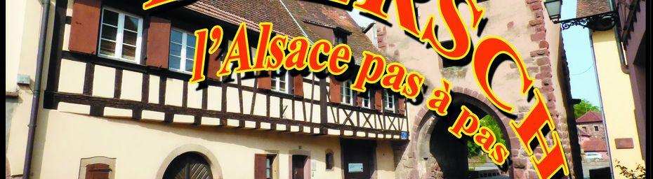 BOERSCH village médiéval d'Alsace - une plongée dans le patrimoine des villages viticoles