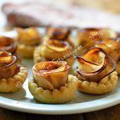[Atelier] Tartelettes aux fleurs de pommes