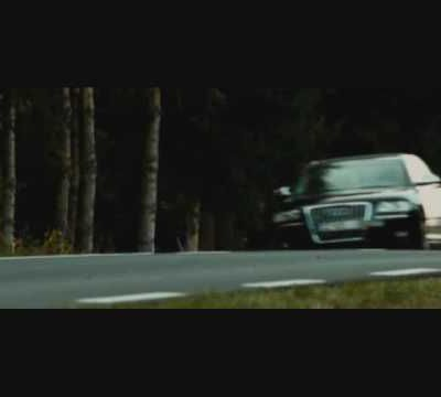 Another amazing scene with Frank Martin in favor of Audi