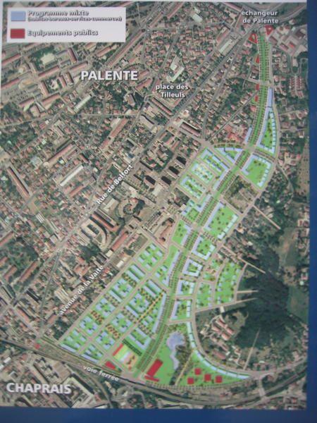 Présentés comme des hypothèses, voici les projets de la Mairie dans notre quartier des Vaîtes. En guise de concertation, nous n'avons eu droit qu'à de l'information...Même pas un coin de table... Les zones en bleu sont les zones où seront édifiées les constructions de l'écoquartier qui comprendra densité et mixité sociale. Les zones en vert seront plus aérées. Il est intéressant de comparer ce projet avec celui présenté en mai 2005 par M LOYAT... Y-a-t-il beaucoup de changement ?