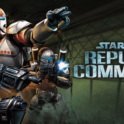 [Test] Star Wars Republic Commando (Switch)