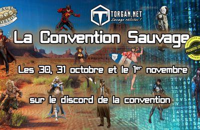 La Convention sauvage 2021