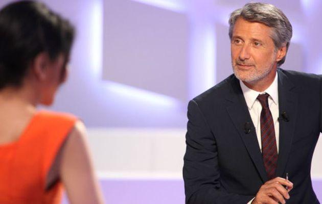 Média : Le Grand Journal version de Caunes