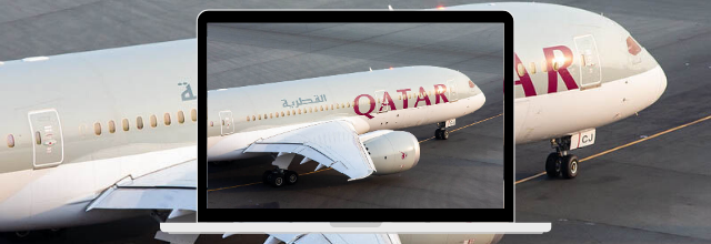 Qatar Airways poursuit son engagement pour un transport aérien durable