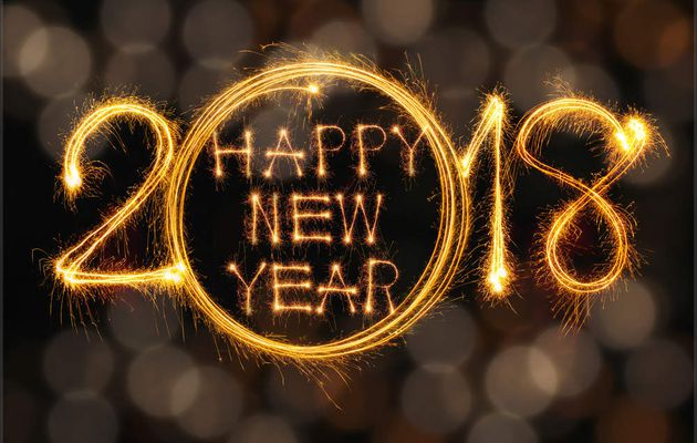 Top 5 Happy New Year Images in 3D