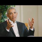 """Barack Obama - Une terre promise """"Que souhaitiez-vous accomplir avec ce livre ?"""""""