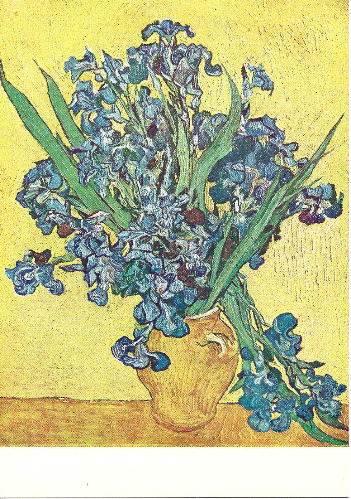 iris 1820 - the irises - 1889