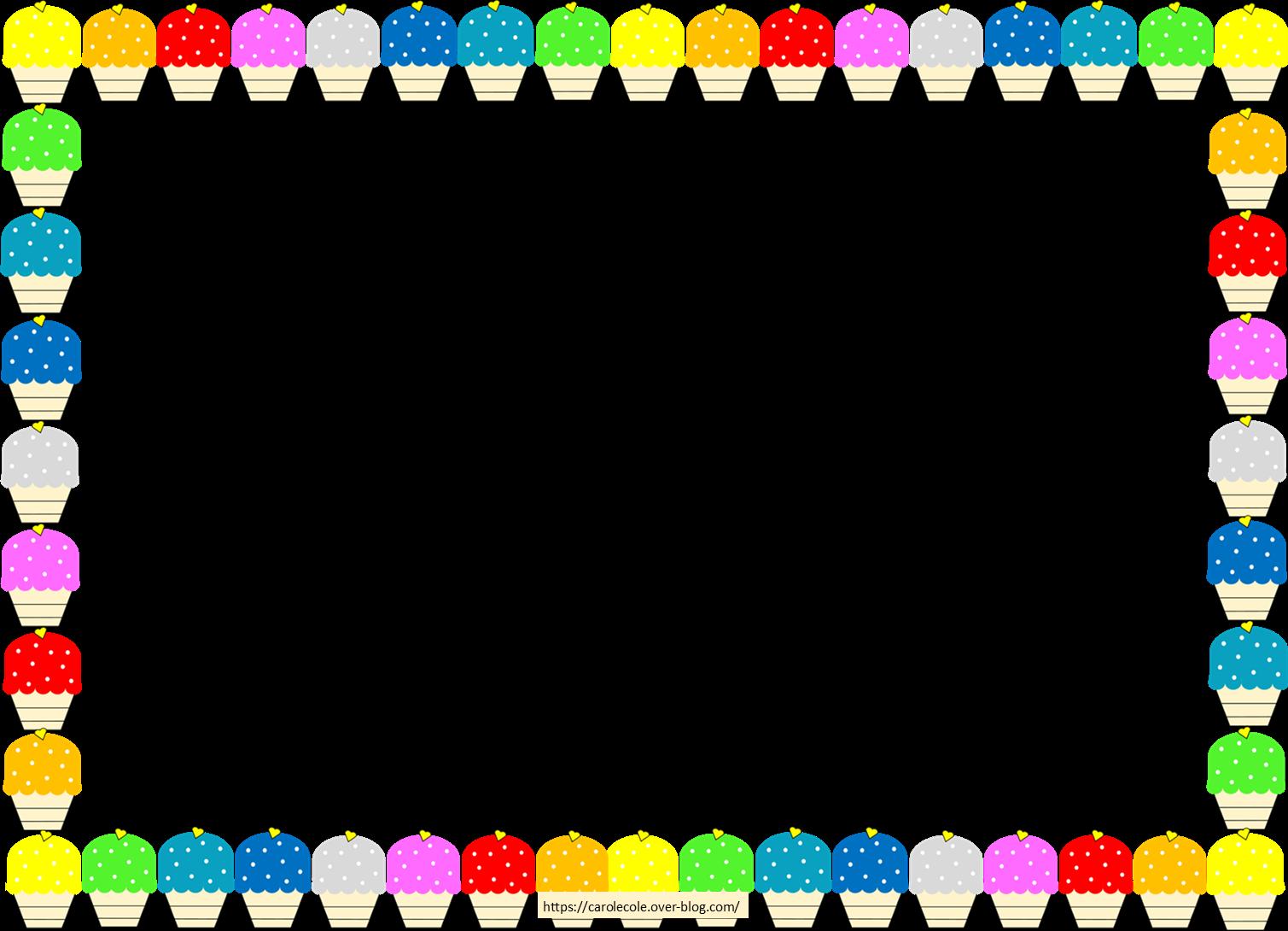 Etiquettes et bordures