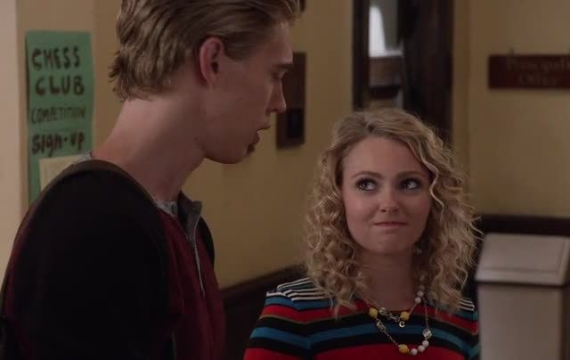 Critiques Séries : The Carrie Diaries. Saison 2. Episode 8. The Second Time Around.