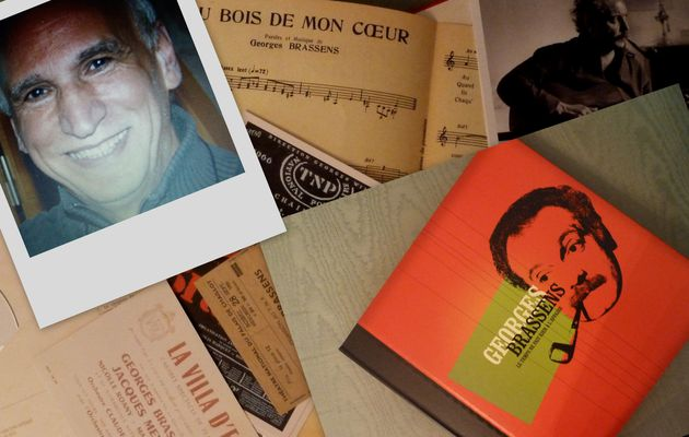 L'Intégrale Brassens racontée par Jean Paul Sermonte