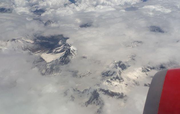 Envol vers l'Himalaya...