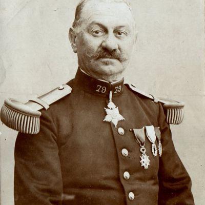 Général Auguste Clément Gérôme