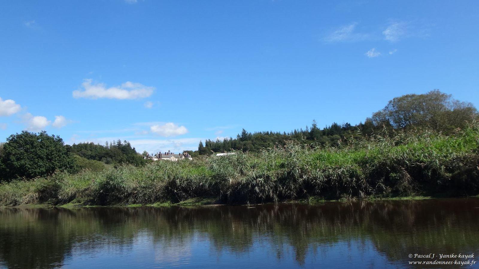 Entre Quimperlé et Le Pouldu, entre Finistère et Morbihan : la Laïta