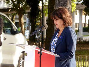 Cérémonie d'hommage aux Harkis et autres membres des formations supplétives à Grenoble