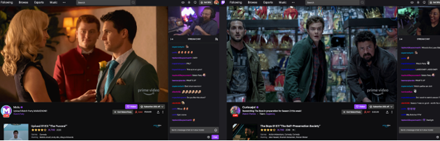 [ACTUALITE] Twitch - Les Watch Parties officiellement lancées