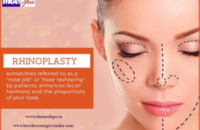 Rhinoplasty Surgery: WHY , HOW and WHERE