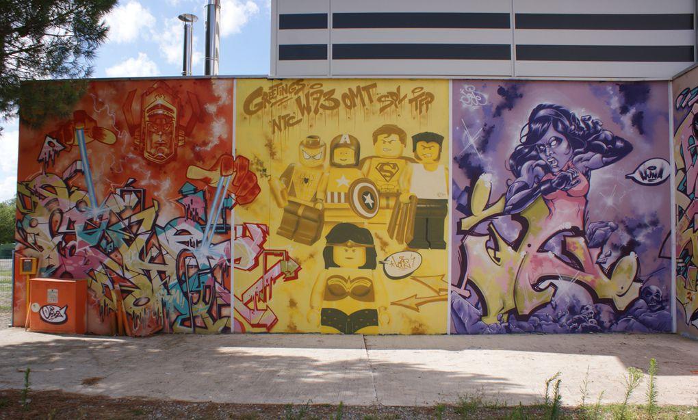 Album - Graffitis-Dept-31-Divers-tom-001