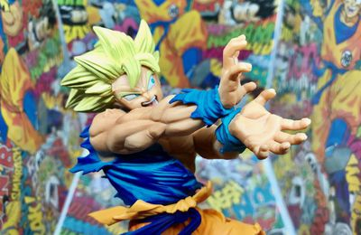 Son Goku BWFC (Banpresto World Figure Colosseum)