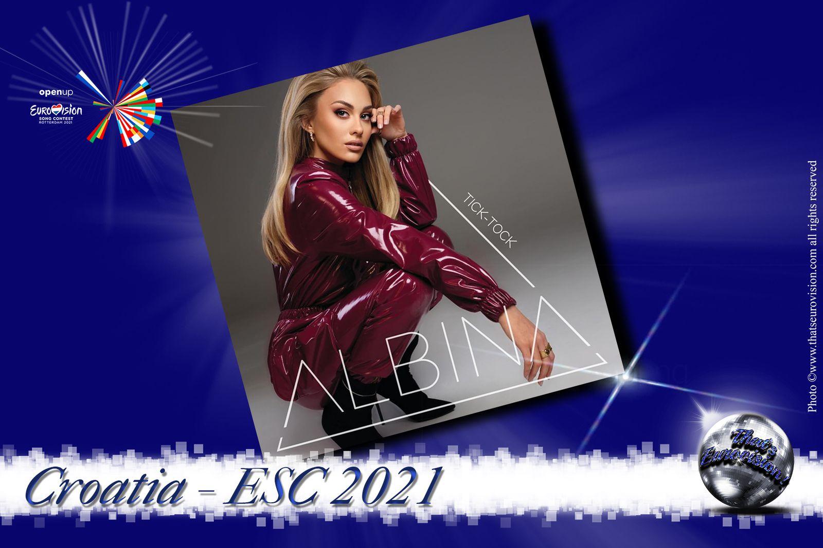 Croatia 2021 - Albina (Tick-Tock)
