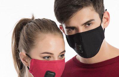 Sanitary Masks Avis :- Masque protecteur de visage!