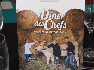 La vache nantaise, la bretonne pie noire et toutes ses amies... Photos de Valérie Gentil.