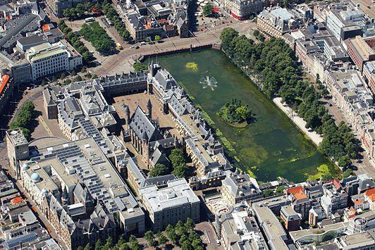 L'instant néerlandais du jour (2020_10_27): het Binnenhof